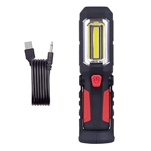 Wolffeet - Cable cargador para linterna (micro USB)