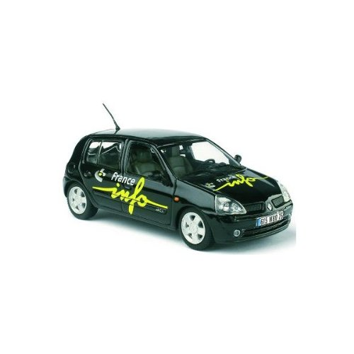 Norev - 517509 - Renault Clio France Info - 1:43
