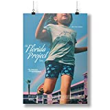 The Florida Project Film Movie Art Wall A0 A1 A2 A3 A4