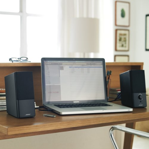 Bose Companion 2 Series III Multimedia Speakers - for PC (with 3.5mm AUX