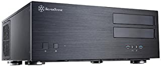 SilverStone Technology Home Theater Computer Case with Aluminum Front Panel for E-ATX/ATX/Micro-ATX Motherboards GD08B