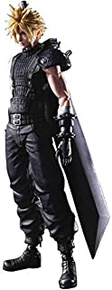 Square Enix Final Fantasy VII Remake: Cloud Strife (Version 2) Play Arts Kai Action Figure