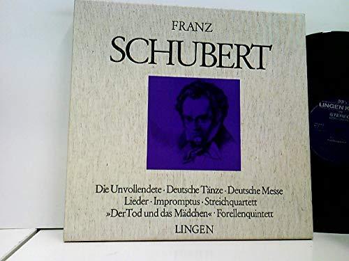 Die Unvollendete • Deutsche Tänze • Deutsche Messe • Lieder • Impromptus • Streichquartett »Der Tod Und Das Mädchen« • Forellenquintett