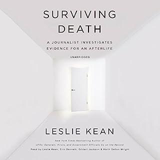 Surviving Death audiobook cover art