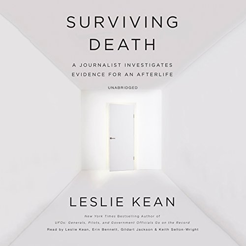 Surviving Death audiobook cover art