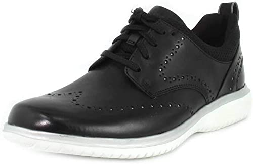 Rockport - DP2 Fast MarathonLTD Homme, 44.5 EU, noir noir argent  magasin d'usine