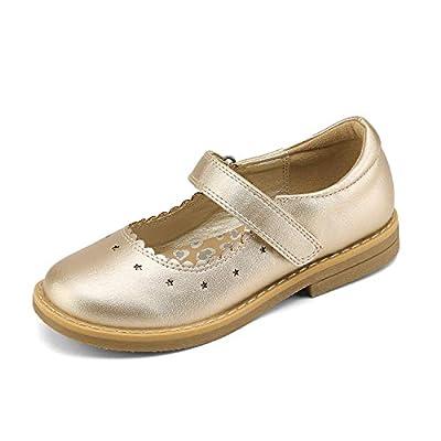 Amazon - Save 50%: DREAM PAIRS Girls Ballerina Flats Mary Jane Dress Shoes