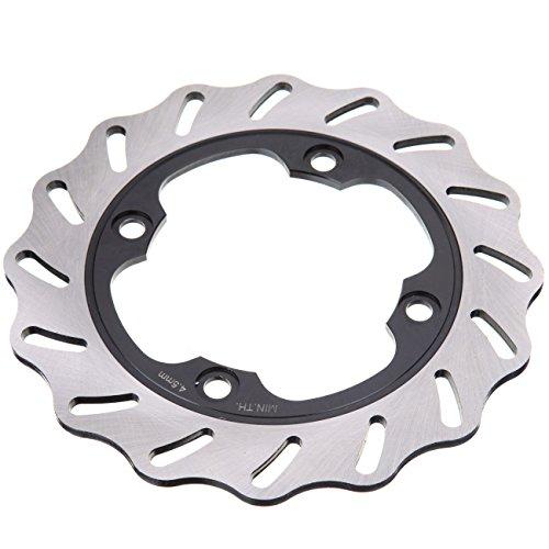Samger 220 mm Rear Brake Disc Rotor For Honda CBR600 F2/F3/F4/F4i 1991-2006 Honda CBR 600 RR 2003-2008 Honda VTR 250 1998
