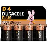 Duracell NEU Plus D Mono Alkaline Batterien, 1.5V...