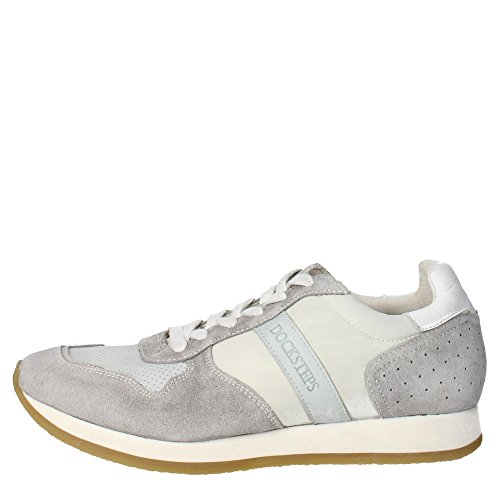 Docksteps DSE103416 Sneakers Herren Wildleder / Nylon Eisgrau Eisgrau 46