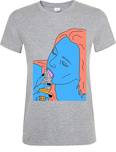 likken dat ijs vrouwen bemanning hals T-Shirt
