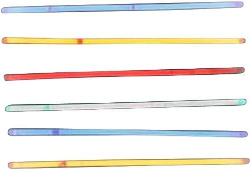 más orden WeGlow International WeGlow Glow Glow Glow Bracelets - Assorted (50 pieces) by WeGlow International  mejor precio