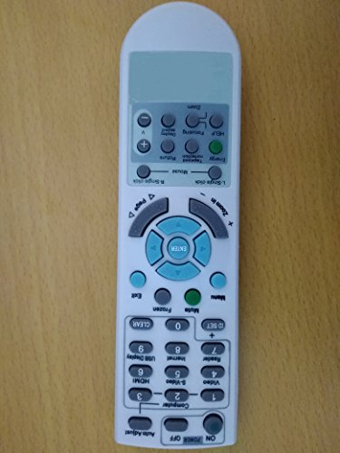 Replacement and Compatible for NEC Projector Remote Control Rd-450c Rd-448e Vt700 Np610s Np62 Np63 Np64 Vt37 Vt47 Vt470 Vt475 Vt700 Vt695 Vt676 Vt590 Um280x Um280xi Um330wi Vt570 Vt575 Vt58