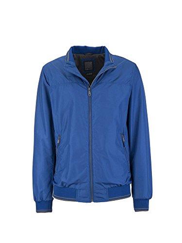 Geox Man Jacket, Chaqueta Hombre, Azul Mid Royal F4405