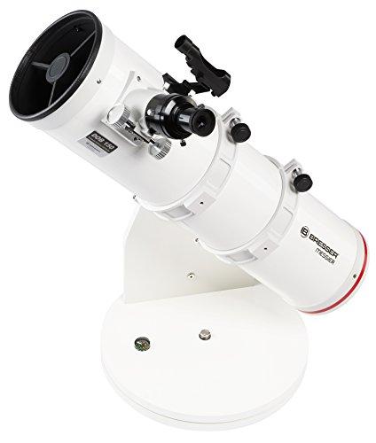 Bresser Messier Dobson - Telescopio (15,2 cm, 150/750 mm), Color Blanco (Electrónica)