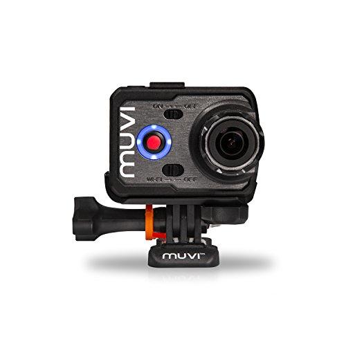 Veho Muvi K-Serie K-2 Pro 4k Wi-Fi Freisprechkamera, 12 MP