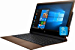 """HP - Spectre Folio Leather 2-in-1 13.3"""" Touch-Screen Laptop - Intel Core i7 - 8GB Memory - 256GB Solid State Drive - Cognac Brown (Renewed)"""