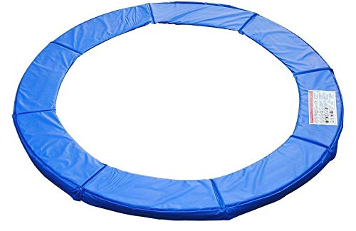 Howleys 13ft Trampoline Pad - BLUE