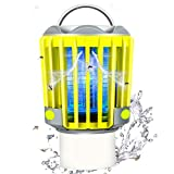 RUNACC Mosquito Killer Lamp Bug Zapper Camping Lantern LED Flashlight with 2200mAh Rechargeable Battery, IP66 Waterproof