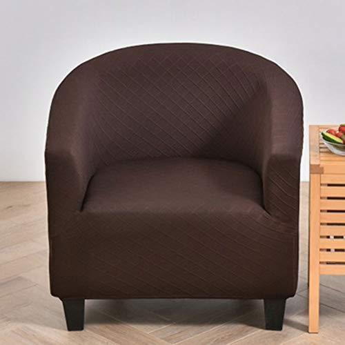 Wanne Stuhlabdeckung für Sessel rutschfeste Sessel Slipcover Couch Abdeckung Stretch Sektional Elastische Sofa Badewanne Stuhlabdeckungen Sofa Cover Möbelschutz,A2