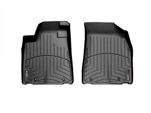 WeatherTech Custom Fit Front FloorLiner for Lexus RX350/RX450H (Black)