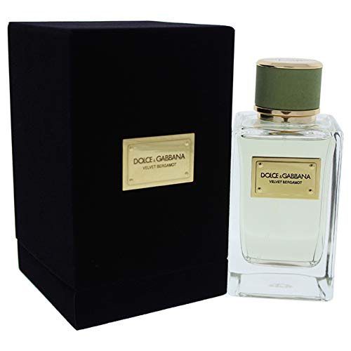 Dolce & Gabbana Dolce & Gabbana Velvet Bergamot, Agua De Perfume Para Mujeres - 150 Ml. 1 Unidad 150 g
