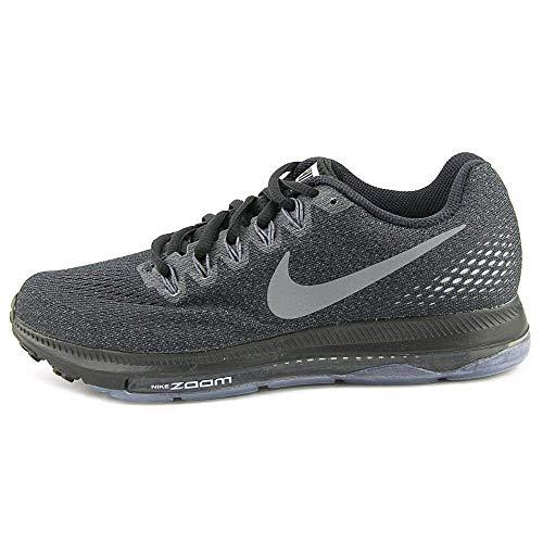 Nike 878670-001, Scarpe da Trail Running Uomo, Nero/Grigio Scuro/Antracite/Bianco, 40 EU