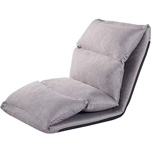 Chaise de méditation American Folding Sofa, Chaise Longue Amovible et Lavable, Design Ergonomique, pour la méditation, la Lecture, Les séminaires, TV, Jeux, pour Les familles, Bureaux