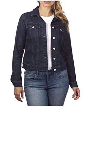 Jessica Simspon Parker Jean Jacket, Enzyme Rinse, Small