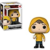 Funko Pop Movie : Stephen King'S It - Georgie with Boat 3.75inch Vinyl Gift for Horror Movie Fans Su...