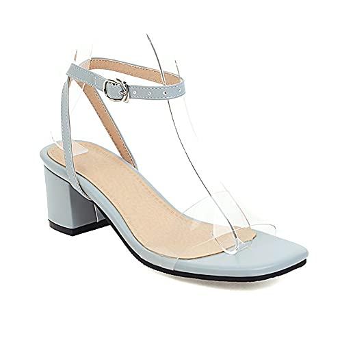 WMZQW Bombas de tacón Alto para Mujer Zapatos de Fiesta con tacón...