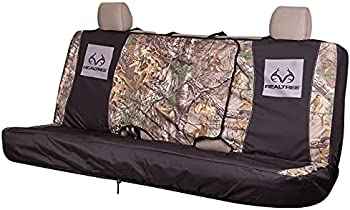 Realtree Full Size Bench Seat Cover