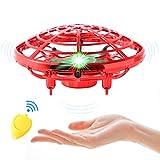 semai Mini UFO Drone, UFO Drone per Bambini, UFO Drone Giocattolo Carica USB, Flying Ball Toys a...