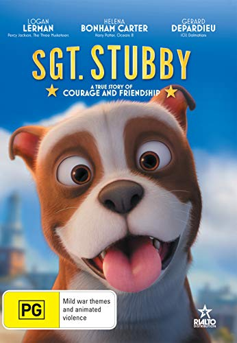 Sgt. Stubby DVD | Region 4