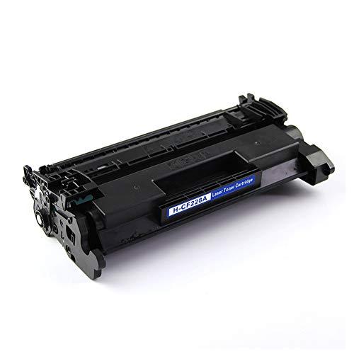 CF228A Cartucho de tóner compatible para HP M403d M403dn M403n MFP M427dw, polvo Easy Plus Protección del medio ambiente Alto rendimiento 3100 páginas Muy económico -con chip negro