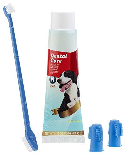 Sweetypet 4in1-Zahnpflege-Set