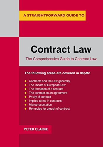 Contract Law (Straightforward Guide to)