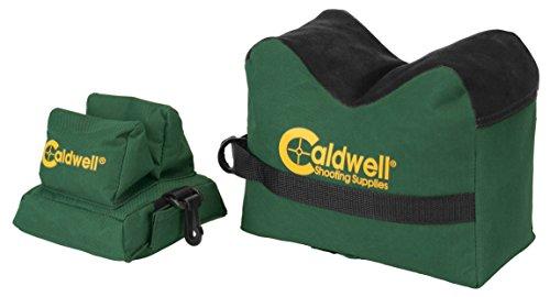 Caldwell 248885 Schießauflagen, Unisex, Erwachsene, Grün/Schwarz, 10 x 8 x 6 Zoll