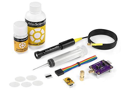 Dissolved Oxygen Test Kit - Dissolved Oxygen Solution, Circuit, BNC Connector &...