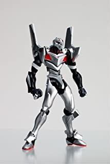 Revoltech Series No. 013 - Neon Genesis Evangelion Non Scale Pre-Painted PVC Figure: EVA-04 Production Model by Kaiyodo