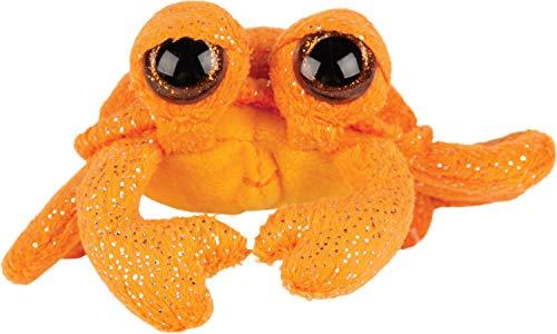 Suki 14495 Kuscheltier Krabbe Crusher orange 15 cm Krebs Crab Stofftier Plüschtier Spielzeug Baby Kind Plüsch
