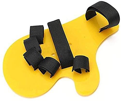 XYQ (Tamaño: 1pcs), Dedo entablillado de fracturas de los Dedos, heridas Post-operatorio de atención y Alivio del Dolor, diapasón Dedo Separador Ortesis Brace Puntos, 2020.06 (Size : 1pcs)
