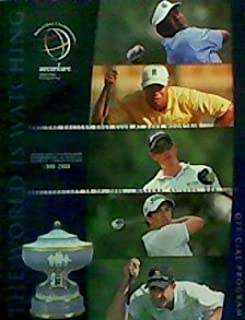 The 2008 Accenture Match Play Golf Championship Official Program