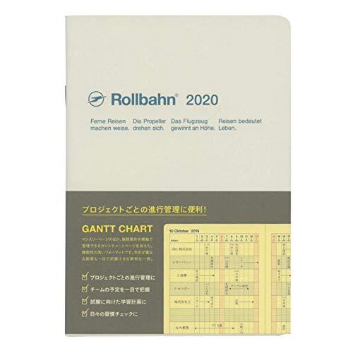 デルフォニックス『ロルバーンノートダイアリーガントチャートB62020』