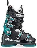 nordica pro machine 95 w nero/antracite/blu - 23,5