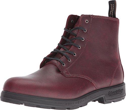 Blundstone 1357 Combat Boot, Redwood, 11 UK/(Men's 12/Women's 14) M US