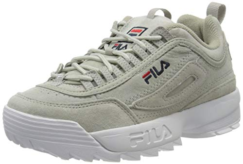 Fila Damen Wmn Disruptor Low Sneaker, Grau (Gray 1010304-3jw), 38 EU