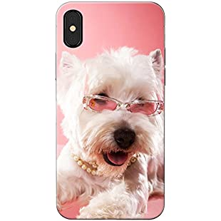 Customer reviews Princess Westie Dog Snap-on Hard Back Case Phone Cover for Apple iPhone 7 Plus