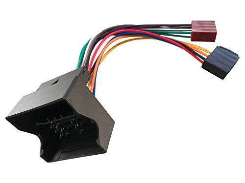 eXODA Adaptador ISO para E46 E39 E83 E53 E53 E85 E52 y Otros