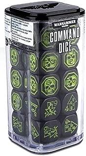 Games Workshop Warhammer 40,000 Dark Imperium Command Dice